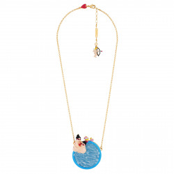 Necklace Romantic Splashes...