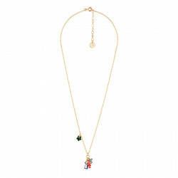 Necklace With Miniature...