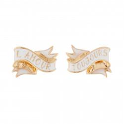 Amour Toujours Stud Earrings