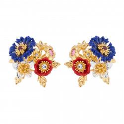 Bucolic Bouquet Stud Earrings