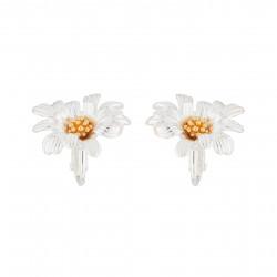 Clip-on Daisy Earrings