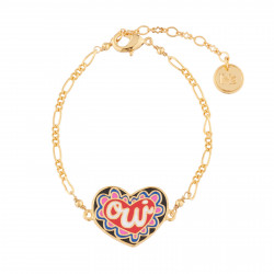 Yes Heart Thin Bracelet