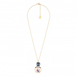Necklace Big Bad Wolf In...