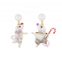 Dancer Mouses Asymmetrical...