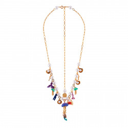 Adjustable Necklace With...