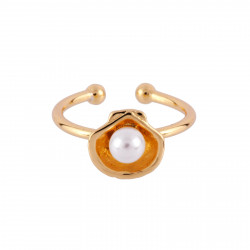 Adjustable Ring With Small...