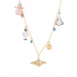 Comos Multi-elements Necklace