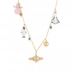Comos Multi-elements Necklace