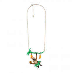 Necklace Bruno The Chimp...