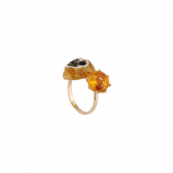Adjustable Ring With The...