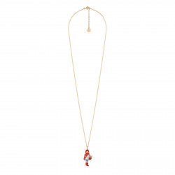 Necklace With Little Red...