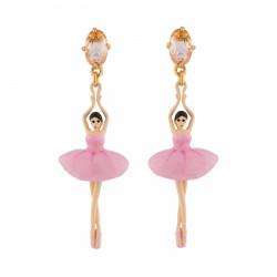 Pink Ballerina And Stone...